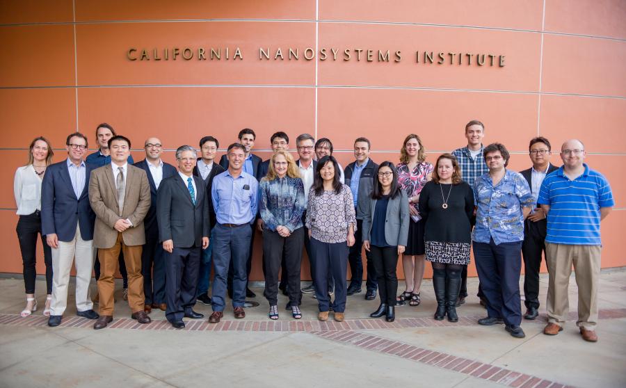 ACS Nano Kavli Futures Symposium Group